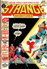 Cover Thumbnail for Strange Adventures (DC, 1950 series) #235