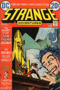 Cover Thumbnail for Strange Adventures (DC, 1950 series) #238