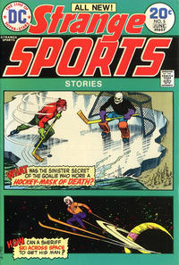 Cover Thumbnail for Strange Sports Stories (DC, 1973 series) #5