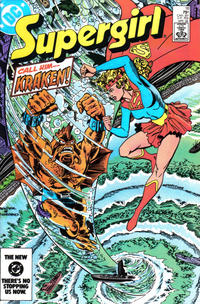 Cover Thumbnail for Supergirl (DC, 1983 series) #18 [direct-sales]