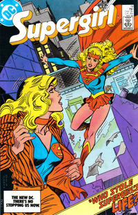Cover Thumbnail for Supergirl (DC, 1983 series) #19 [direct-sales]