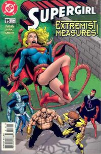 Cover Thumbnail for Supergirl (DC, 1996 series) #15