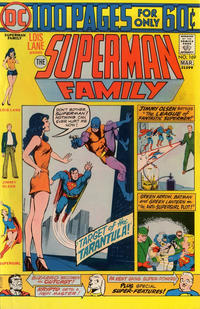 Cover Thumbnail for The Superman Family (DC, 1974 series) #169