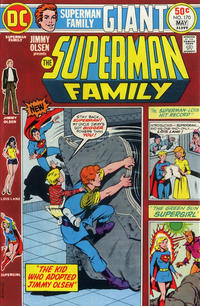 Cover for The Superman Family (1974 series) #170
