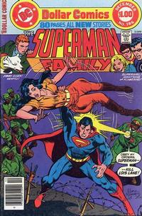 Cover for The Superman Family (1974 series) #186