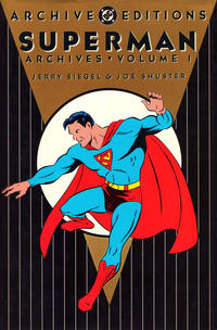 Cover Thumbnail for Superman Archives (DC, 1989 series) #1