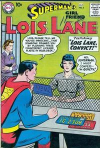 Cover Thumbnail for Superman's Girl Friend, Lois Lane (DC, 1958 series) #6