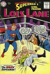 Cover Thumbnail for Superman's Girl Friend, Lois Lane (DC, 1958 series) #8