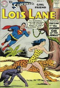 Cover Thumbnail for Superman's Girl Friend, Lois Lane (DC, 1958 series) #11