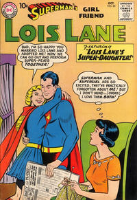Cover Thumbnail for Superman's Girl Friend, Lois Lane (DC, 1958 series) #20