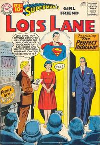 Cover Thumbnail for Superman's Girl Friend, Lois Lane (DC, 1958 series) #24