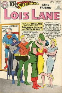 Cover Thumbnail for Superman's Girl Friend, Lois Lane (DC, 1958 series) #29