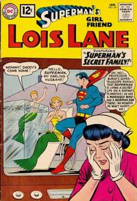 Cover Thumbnail for Superman's Girl Friend, Lois Lane (DC, 1958 series) #30