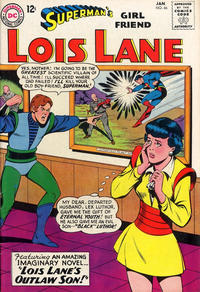 Cover Thumbnail for Superman's Girl Friend, Lois Lane (DC, 1958 series) #46