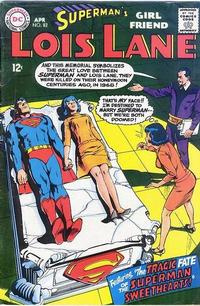 Cover Thumbnail for Superman's Girl Friend, Lois Lane (DC, 1958 series) #82