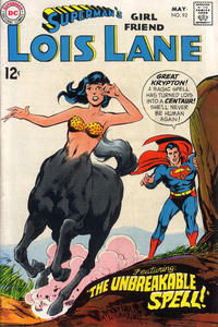 Cover Thumbnail for Superman's Girl Friend, Lois Lane (DC, 1958 series) #92