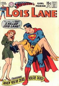 Cover Thumbnail for Superman&#39;s Girl Friend, Lois Lane (DC, 1958 series) #102