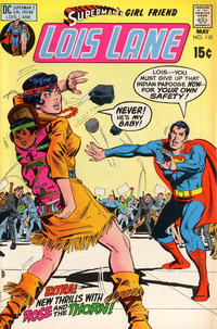 Cover Thumbnail for Superman's Girl Friend, Lois Lane (DC, 1958 series) #110