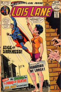 Cover Thumbnail for Superman's Girl Friend, Lois Lane (DC, 1958 series) #118