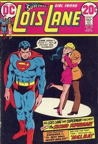 Cover Thumbnail for Superman&#39;s Girl Friend, Lois Lane (DC, 1958 series) #132