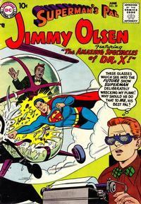 Cover Thumbnail for Superman's Pal, Jimmy Olsen (DC, 1954 series) #29