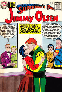 Cover Thumbnail for Superman's Pal, Jimmy Olsen (DC, 1954 series) #56
