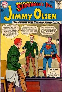Cover Thumbnail for Superman's Pal, Jimmy Olsen (DC, 1954 series) #67