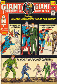 Cover Thumbnail for Superman's Pal, Jimmy Olsen (DC, 1954 series) #140