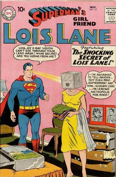 Cover for Superman's Girl Friend, Lois Lane (DC, 1958 series) #13