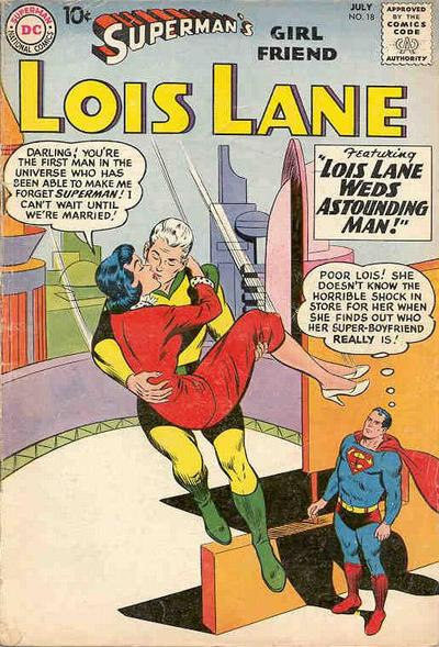 Cover for Superman's Girl Friend, Lois Lane (1958 series) #18