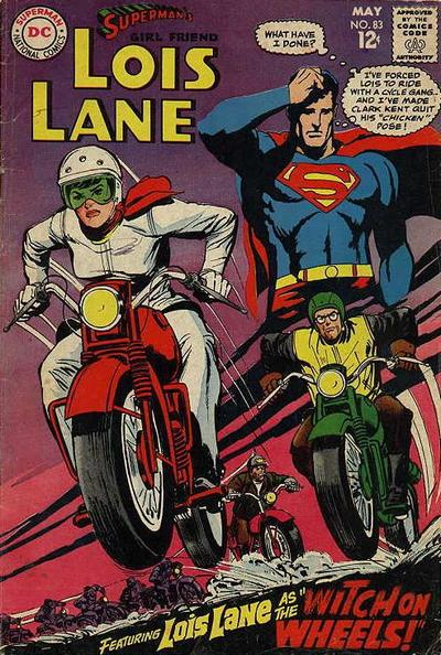 Cover for Superman's Girl Friend, Lois Lane (DC, 1958 series) #83
