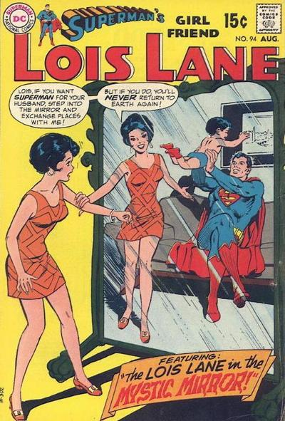 Cover for Superman's Girl Friend, Lois Lane (DC, 1958 series) #94