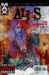 Cover for Alias (Marvel, 2001 series) #17