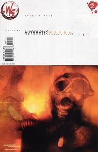 Cover Thumbnail for Automatic Kafka (DC, 2002 series) #5