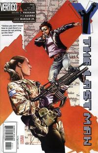 Cover Thumbnail for Y: The Last Man (DC, 2002 series) #13