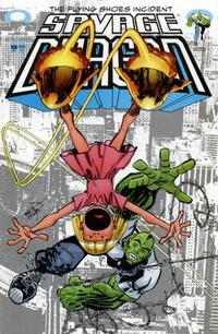 Cover Thumbnail for Savage Dragon (Image, 1993 series) #108