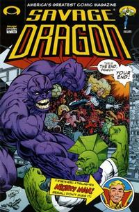 Cover Thumbnail for Savage Dragon (Image, 1993 series) #109