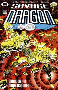 Cover for Savage Dragon (1993 series) #110