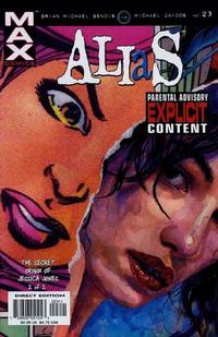Cover Thumbnail for Alias (Marvel, 2001 series) #23