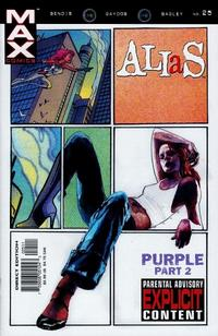 Cover Thumbnail for Alias (Marvel, 2001 series) #25