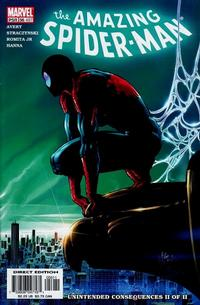 Cover Thumbnail for The Amazing Spider-Man (Marvel, 1999 series) #56 (497) [Direct Edition]