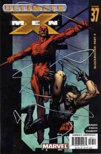 Cover Thumbnail for Ultimate X-Men (Marvel, 2001 series) #37