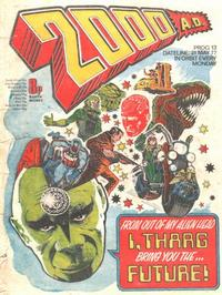 Cover Thumbnail for 2000 AD (IPC, 1977 series) #13