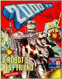 Cover Thumbnail for 2000 AD (IPC, 1977 series) #19