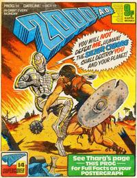 Cover Thumbnail for 2000 AD (IPC, 1977 series) #32