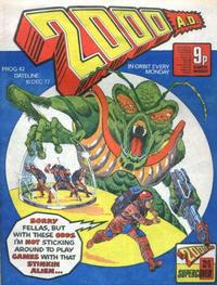 Cover Thumbnail for 2000 AD (IPC, 1977 series) #42