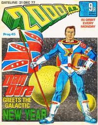 Cover Thumbnail for 2000 AD (IPC, 1977 series) #45