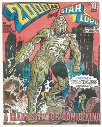 Cover Thumbnail for 2000 AD and Starlord (IPC, 1978 series) #97