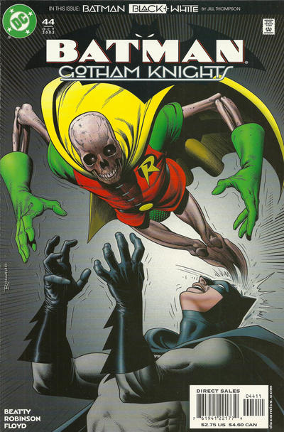 Cover for Batman: Gotham Knights (DC, 2000 series) #44