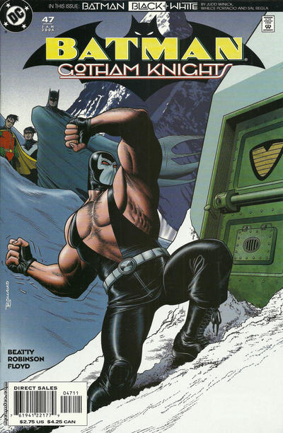 Cover for Batman: Gotham Knights (DC, 2000 series) #47